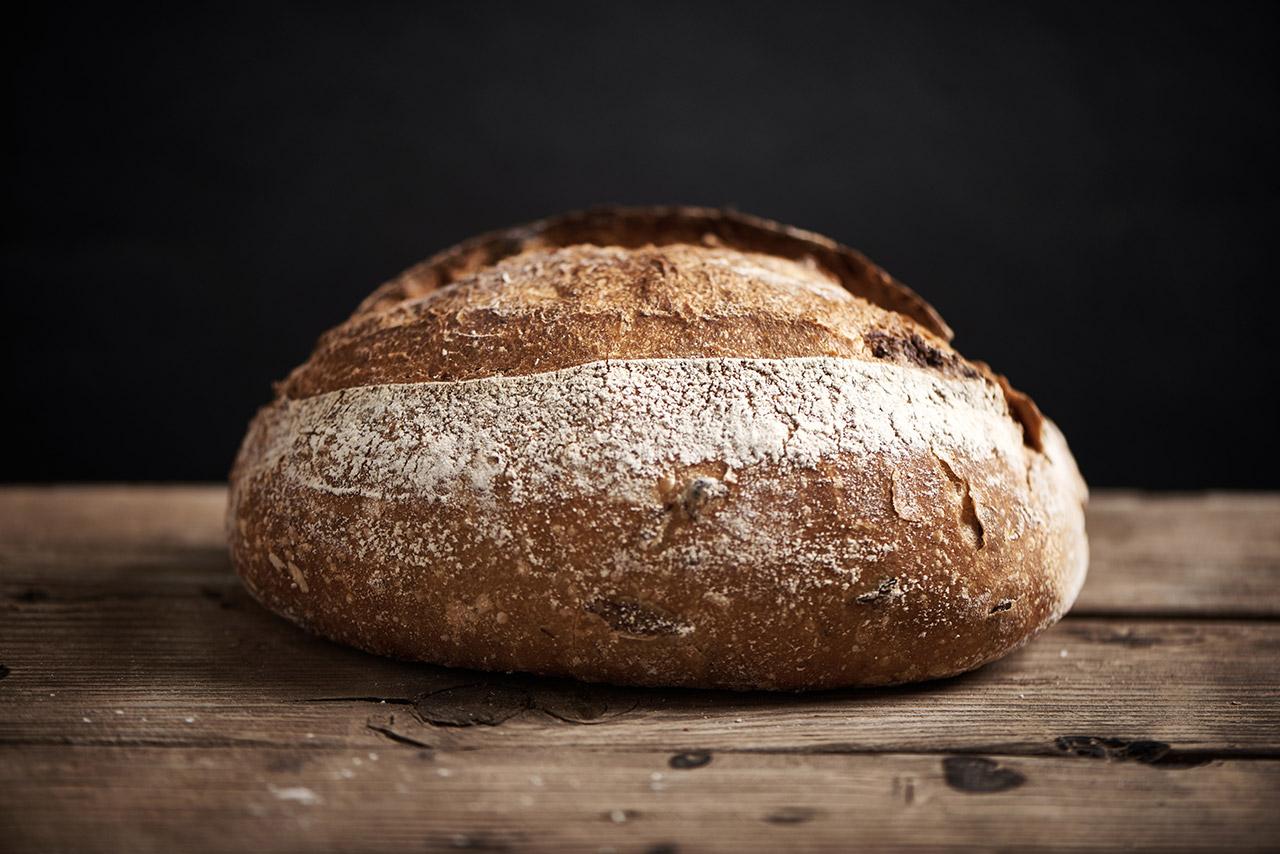 לחם כפרי מעודן