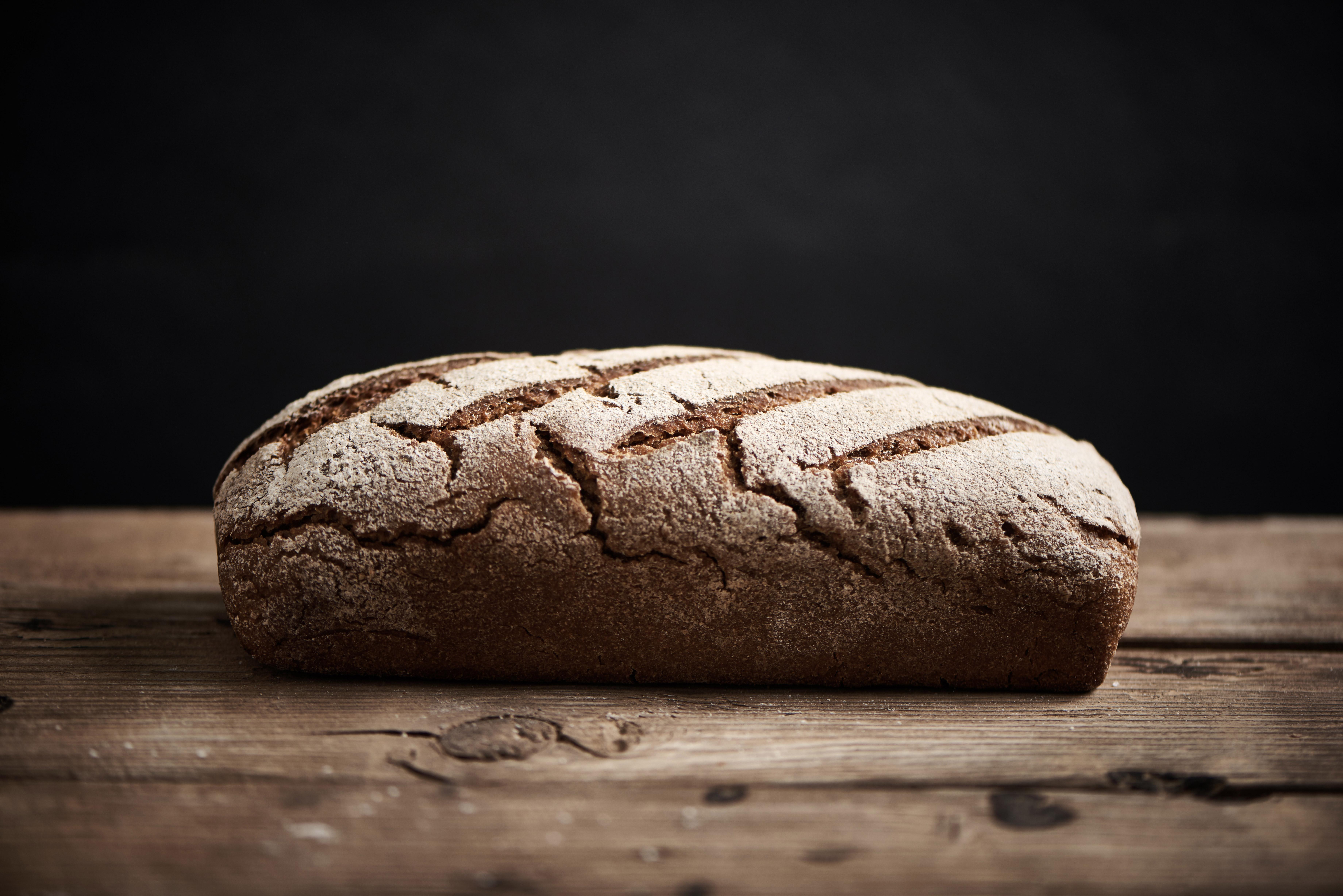 לחם שיפון מלא